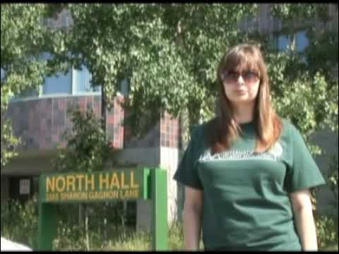 University of Alaska Anchorage Campus Tour part 1