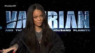 Baixar #ParodiasTNT | Rihanna e Cara Delevingne