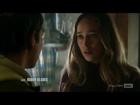 Alicia Clark and Jack Part 1 | Captive 2X5 | FTWD streaming vf