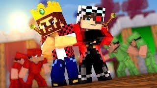 БЕДВАРС 40х40 ВМЕСТЕ С АИДОМ! САМЫЙ БЫСТРЫЙ БЕДВАРС НА 80 ЧЕЛОВЕК! Minecraft BedWars
