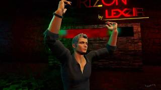 3DXChat multi player game (18+).Transe Mission Music Club by BumbleBeee. Part 2