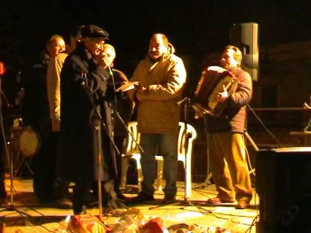 Gambatesa 1-1-2005: maitunat Bruno Frosali