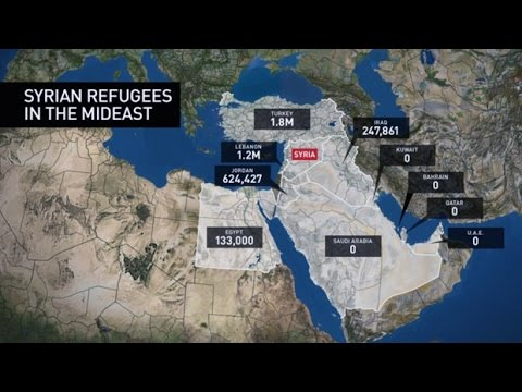Are wealthy Gulf nations doing enough for Syrian refugees?