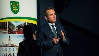 Burmistrz podsumował trzy lata kadencji