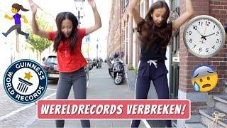 WERELDRECORDS VERBREKEN 2.0 || DAILY TWINLIFE