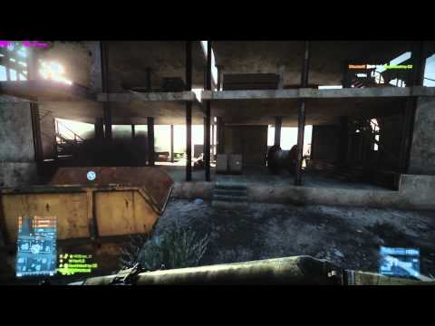 Battlefield 3 - Noob Adventure 001 - Squad Death Match