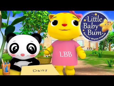 Little Ba Bum  A Tisket a Tasket  Nursery Rhymes for Babies  Songs for Kids