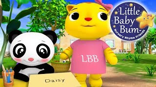 Learn with Little Baby Bum | A Tisket a Tasket | Nursery Rhymes for Babies | Songs for Kids