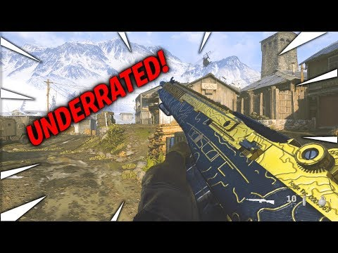 UNDERRATED But OVERPOWERED! BEST EBR-14 CLASS SETUP COD MW