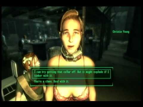Sexy sleepwear Fallout 3 Fallout Wiki FANDOM