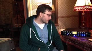 Ian MacGregor on the PreSonus ADL 700
