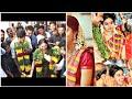 keerthi suresh secretly got married 😯| reception | video | exclusive |