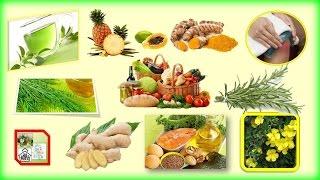 La hierbas tópicas inflamación para