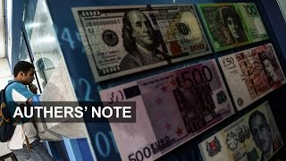 Emerging currency pressures | Authers' Note