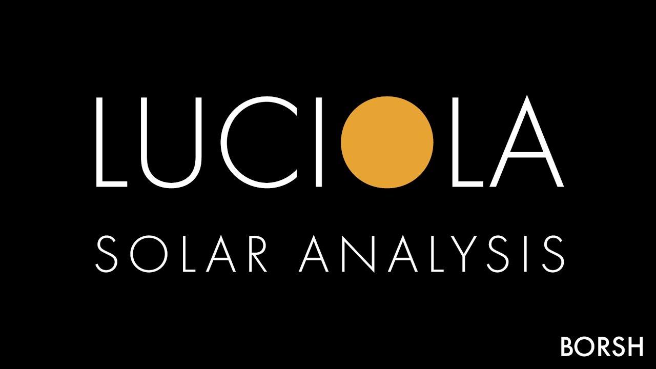 LUCIOLA – BORSH