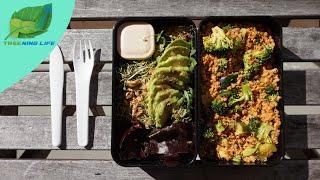 LUNCH BOX VEGAN : LA SOLUTION pour bien manger en extérieur