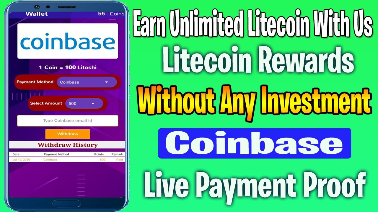 Live Payment Proof | Earn Unlimited Litecoin | Earn Free Litecoin | EarnCryptoCoin | 2020
