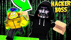 I found the HACKER who BOTTED ROBLOX. He said I COULDN'T FILM THIS..