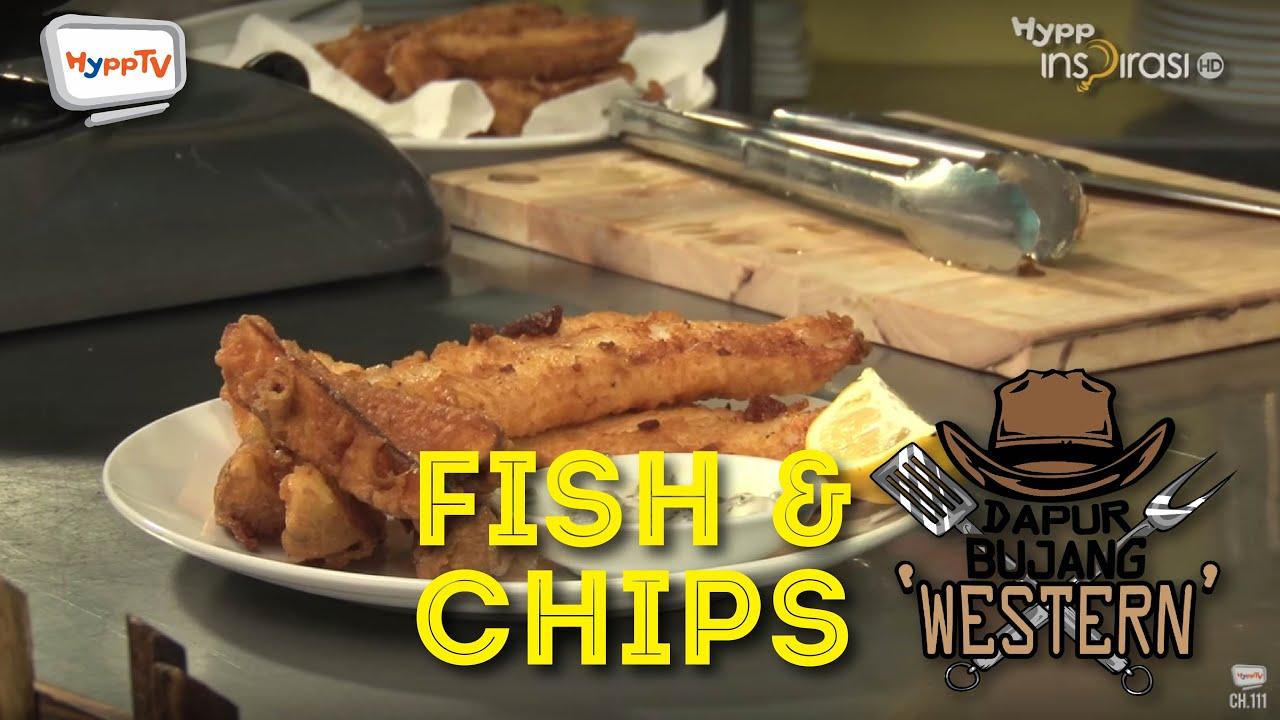 Dapurbujang Western Fish Chips