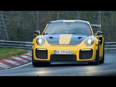 GT2 RS is the fastest Porsche 911 of all times
