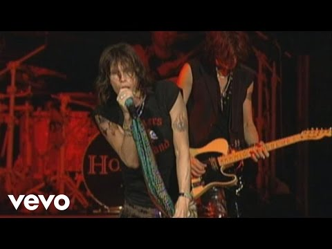 Aerosmith - Never Loved a Girl (from You Gotta Move)