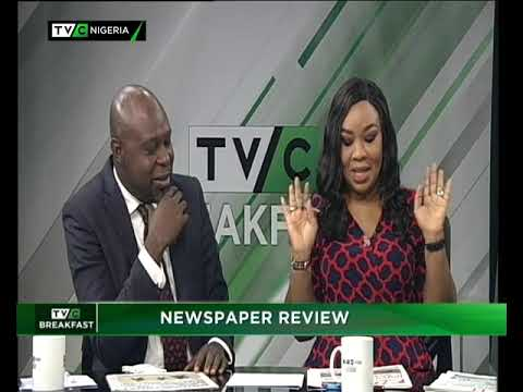 TVC Breakfast 7th December 2018 | Newspaper Review