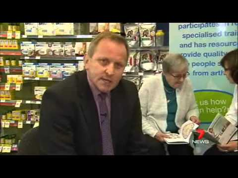Channel 7 Adelaide  Arthritis Aware Pharmacy Full Story