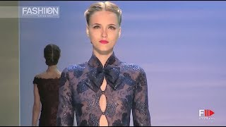 GEORGES HOBEIKA Haute Couture Fall 2014 Paris - Fashion Channel