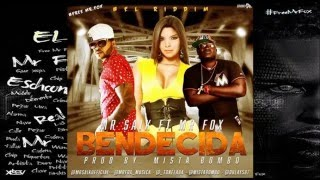 Mr Saik Ft Mr Fox Bendecida El Riddim.mp3