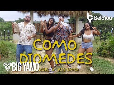 Como Diomedes - Klaxel Ft. Big Yamo