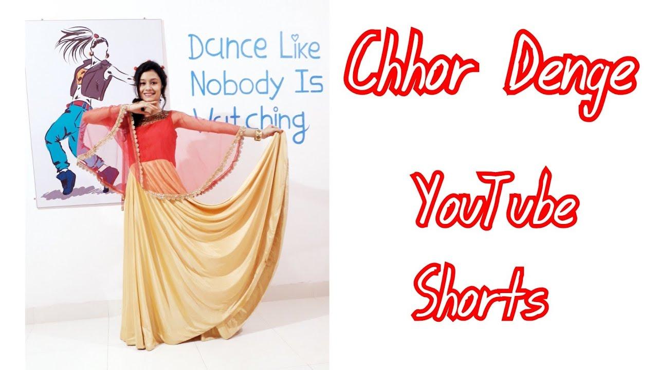 Chhor Denge | YouTube #shorts | Amisha Modha | Dance