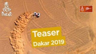 Spectaculaire promo Dakar 2019