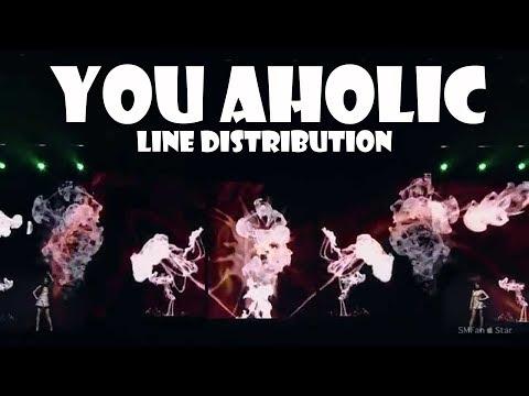 Girls' Generation/SNSD - You Aholic [Line Distribution]
