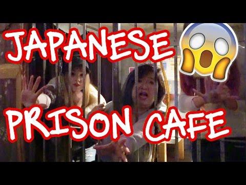 Alcatraz ER Cafe in Japan ft Taylor R