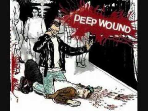 Deep Wound - Psyched to Die