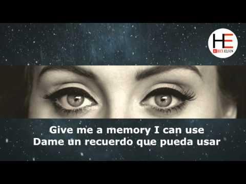 Adele All I Ask   lyrics ( cover )