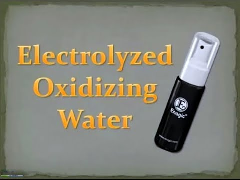 The Power of Enagic's Strong Acidic 2.5pH Water