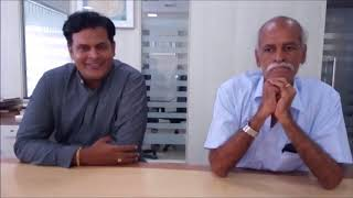 Here's Capt.Bharathwajan sharing his Happy Home buying experience a...