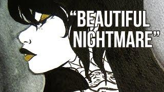 Beautiful Nightmare - YTAC Ink Painting