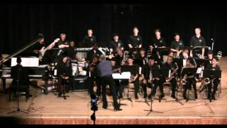 Railto Youth Jazz Orchestra Spring Concert April 16, 2012.mp4