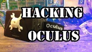 Hacking the Oculus Rift