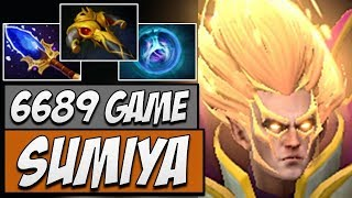 Sumiya Invoker - 6689 Matches | Dota 2 Gameplay