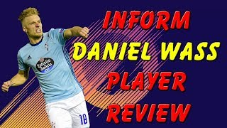 FIFA 18 | Player Review -  83 IF Daniel Wass!!