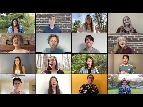 Parkway West Jazz Choir - Come Out And Play - Billie Eilish