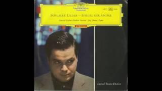 Silent Tone Record/シューベルト:歌曲集/ディートリヒ・フィッシャー=ディースカウ、イェルク・デムス/独DGG:138 715 SLPM/LP専門店サイレント・トーン・レコード