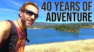 How I Started Traveling | 40 Years of Adventure