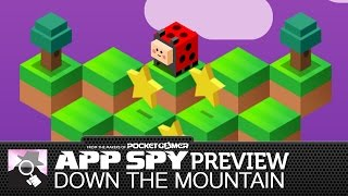 CROSSY ROAD MEETS Q*BERT |  Down The Mountain preview