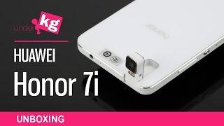 Huawei Honor 7i Unboxing [4K]