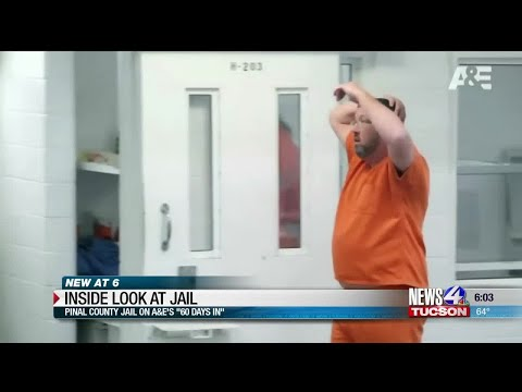 "Pinal County Jail featured on A&E's ""60 Days In"""