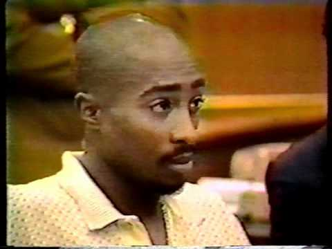 (03.10.1994) CNN News - 2Pac Is Sentenced For Battery on the Hughes Brothers